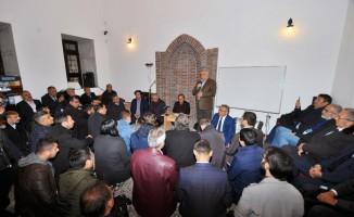 Buhara'dan Konya'ya İrfan Mirası Sempozyumu tamamlandı