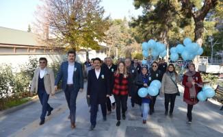 Burdur'da 14 Kasım Diyabet Günü Etkinliği