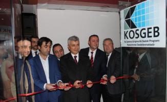 Cizre'de KOSGEB destekli 11 iş yerinin açılışı yapıldı