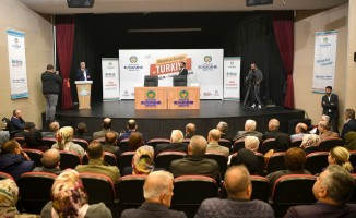 Dünyanın enerjisi ve Türkiye konulu konferans düzenlendi