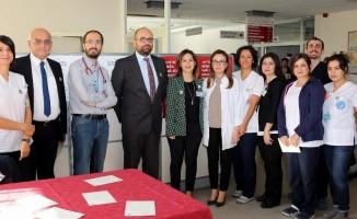 ERÜ Hastaneleri'nde 'Antibiyotik Direnci Farkındalık Haftası' Etkinliği Düzenlendi