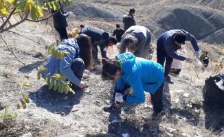 Erzincan'da öğrencilerden duyarlılık örneği