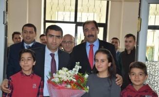 Erzincan'da Okullar Z Kütüphanelere kavuşuyor