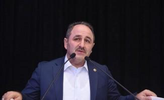 Eski Milletvekili Murat Demir, Tuzla Belediye Başkanlığı için aday adaylığı başvurusunda bulundu
