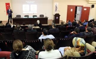 GAÜN'de TÜBİTAK Ardeb Proje Önerisi Hazırlama ve Yazma eğitimi