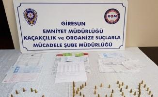 Giresun ve Ordu'da tefecilere operasyon: 5 gözaltı