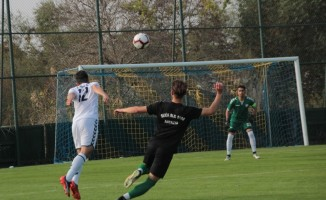 Hazırlık maçı: Serik Belediyespor U19: 2 - Afganistan: 3