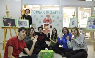 Her Bağış, Yeni Bir Hayattır Fotoğraf Sergisi GKV'de Açıldı