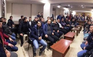 Hisarcık Belediye Başkanı Fatih Çalışkan'dan gençlere: Hayallerinizi yüksek tutun