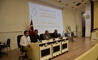 HRÜ'de Mevlid-i Nebi Sempozyumu gerçekleştirildi
