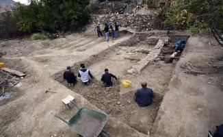 Ilısu kazılarında tarihi kalıntılar bulundu