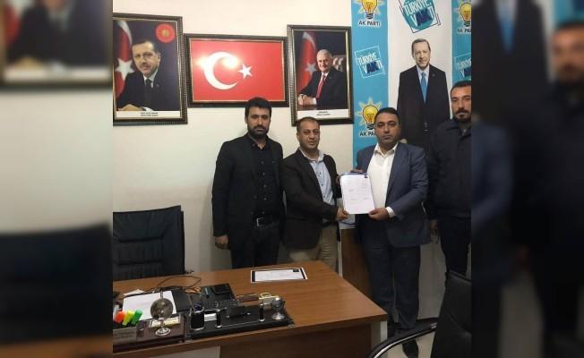 İş adamı Ali İhsan Elbey, Hani ilçesinden aday adaylığını açıkladı