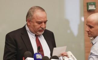 İsrail hükümetinde Gazze ile ateşkesin ardından istifa kararı