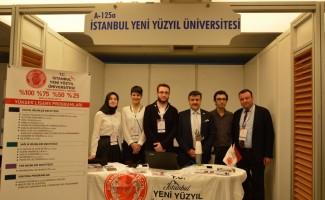İYYÜ Smart Future Expo'da Projelerini Sergiledi