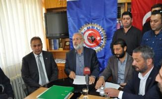İzmir Metro çalışanları sakal bırakıyor