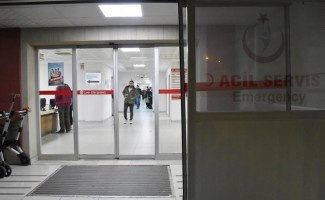 Karbonmonoksit zehirlenmesinden 7 kişi hastaneye kaldırıldı