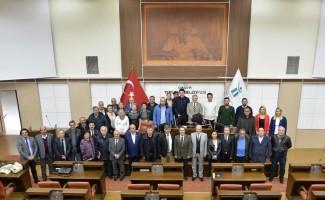 Kırsal Kalkınma Kurulu'nun Genel Kurul Ön Bilgilendirme Toplantısı yapıldı