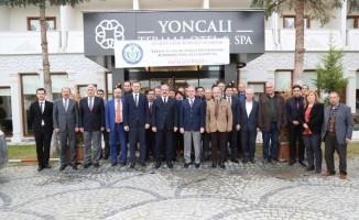 Kütahya'da Termal Sağlık Turizmi Çalıştayı
