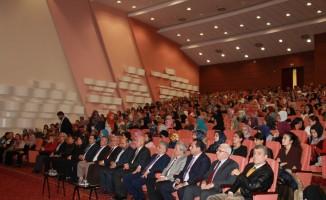 KYK öğrencilerine 'Peygamberin Ayak İzleri' konferansı