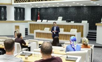 """Meram'da """"Zamanı etkili kullanma ve etkili iletişim"""" semineri"""
