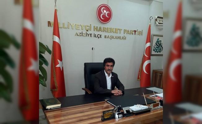 MHP Aziziye İlçe teşkilatı çalışmalarıyla göz dolduruyor