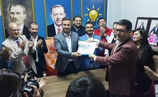Milas'ta 2014 yılında CHP'nin aday adayı AK Parti'den aday adayı oldu