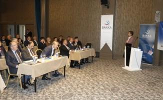 Milli Teknoloji, Güçlü Sanayi Hamlesi Paydaş Toplantısı Bartın'da yapıldı
