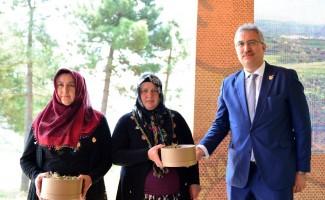 Osmanlı çileği Erdemir'e iki ödül getirdi