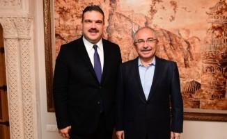 Rektör Çomaklı'nın Mardin ziyaretleri