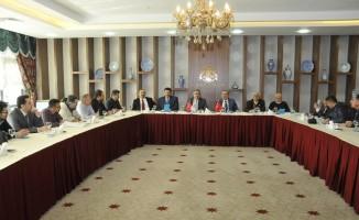 """Rektör Şahin: """"Selçuk Üniversitesi Türkiye'nin 2023 vizyonuyla örtüştüren bir kalite politikasına sahiptir"""""""