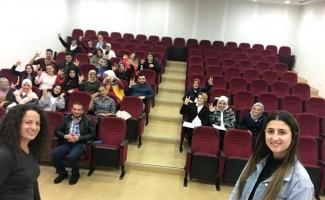 Rize'de sağlık personellerine işaret dili eğitimi