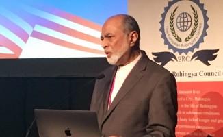 Rohingya Müslümanlarının dramı İsveç'te anlatıldı
