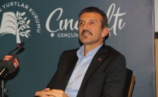 """Rüştü Reçber: """"Kariyerim boyunca Galatasaray'dan iki kez teklif aldım"""""""