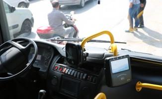 Sakarya'daki toplu taşıma araçları validatör dönemine geçiyor