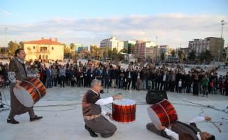 Şanlıurfa'da müzik gecesi