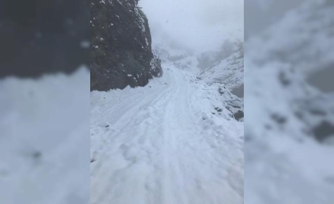 Sason'da kar nedeniyle kapanan 5 köy yolu ulaşıma açıldı