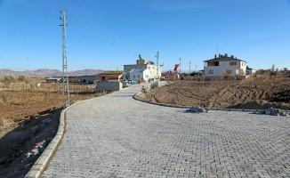 Talas Belediyesi 15 bin metrekare kilitli parke yapılacak