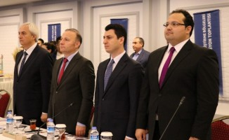 Teknokentler Antalya'da buluştu