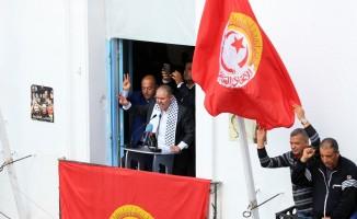 Tunus'ta UGTT, grevde ısrarcı