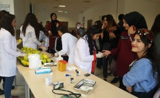 Üniversitede  Dünya Diyabet Günü Etkinliği Düzenlendi