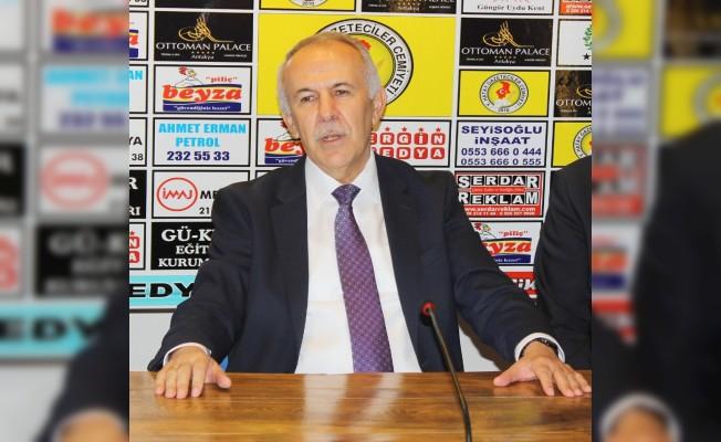 """Vali Ata: """"Zeytin Dalı Harekatı'nda önemli bir sınav verdik"""""""