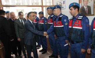 Vali Çeber ilçe ziyaretleri kapsamında İkizdere'de ziyaretlerde bulundu