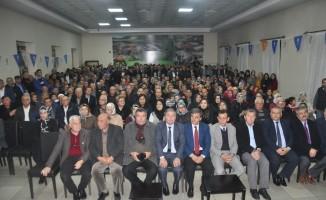 Yenice'de aday adayları tanıtıldı