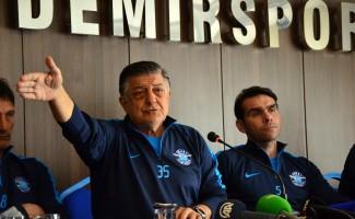 """Yılmaz Vural: """"Adana Demirspor'u 24 yıl sonra Süper Lig'e çıkarmak için geldik"""""""