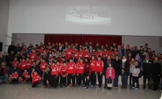 1946 Çanspor Futbol Okulu açıldı