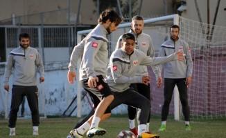 Adanaspor'da Eskişehirspor maçı hazırlıkları sürüyor
