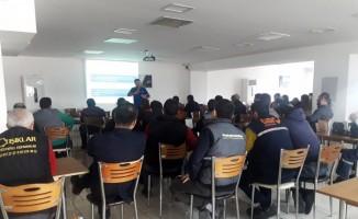 AFAD'dan fabrika personeline eğitim