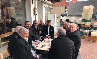 AK Partili İnce'den insan merkezli hizmet sözü