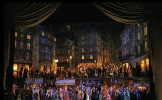 Aralık'ta opera şöleni