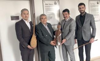 Asırlık sanat mirasları Uşak Belediyesine emanet